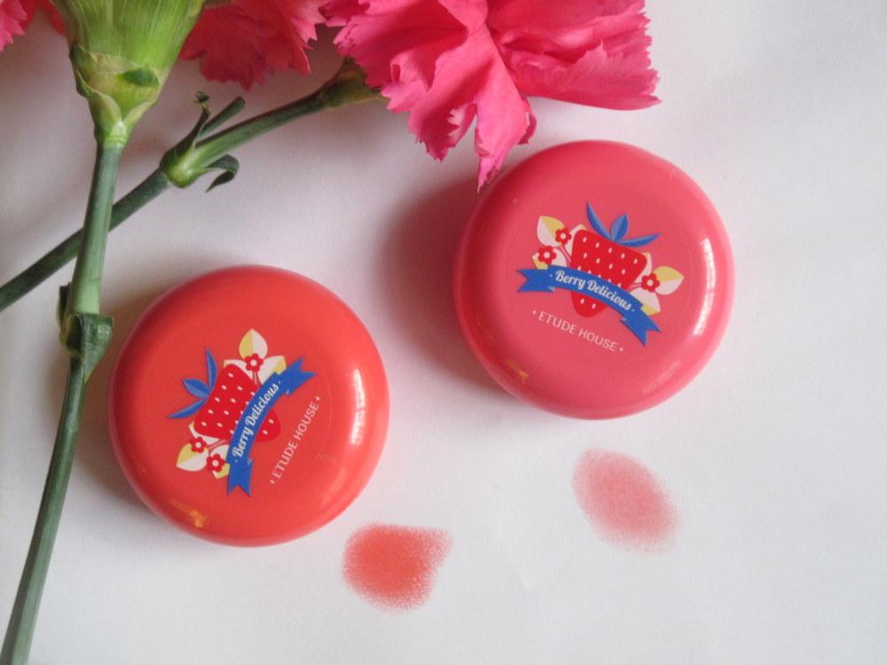 Etude House Berry Delicious Cream Blusher