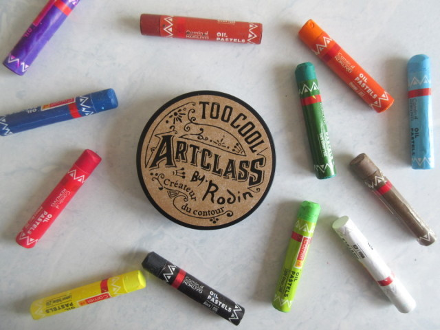 Too Cool For School Art Class by Rodin Contour Powder