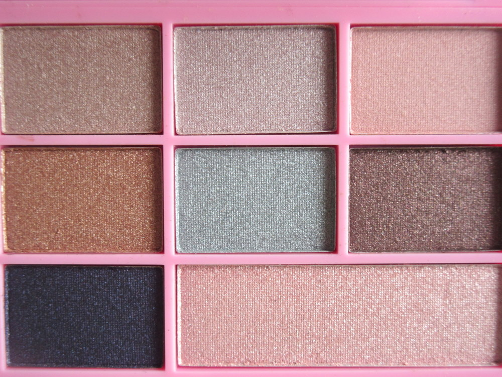Makeup Revolution I Heart Chocolate Pink Fizz Eyeshadow Palette