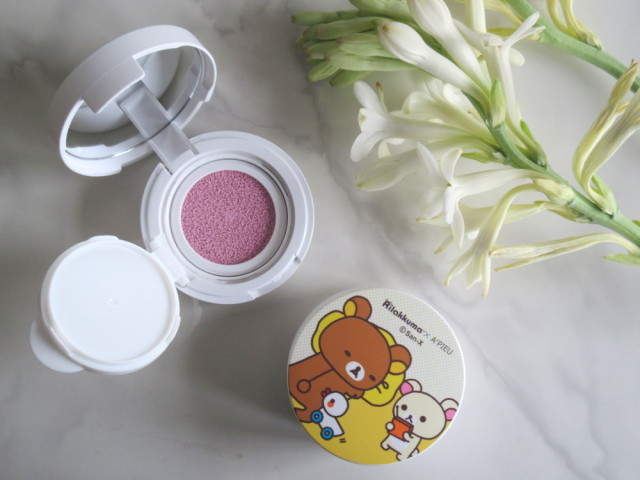 Apieu Rilakkuma Cushion Blush