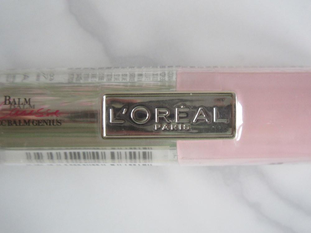 Loreal Paris CC Genius Balm Caresse Roseate Delicacy