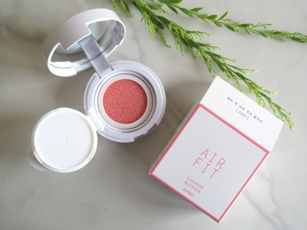 APieu Air Fit Cushion Blusher in PK01