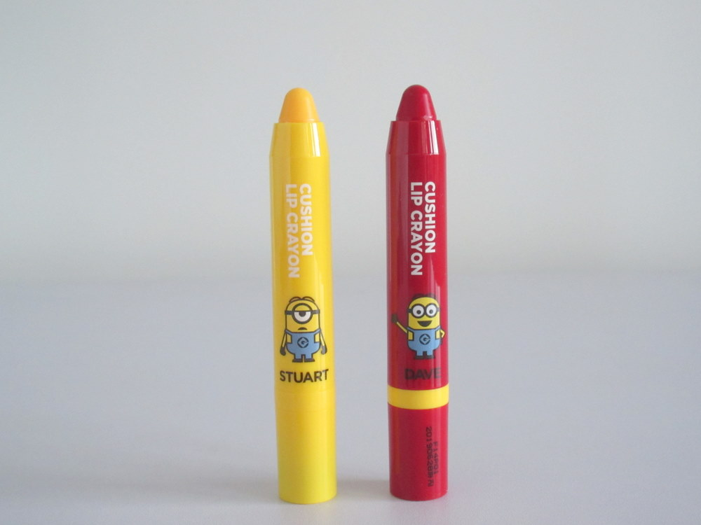 Missha Minions Edition Cushion Lip Crayon