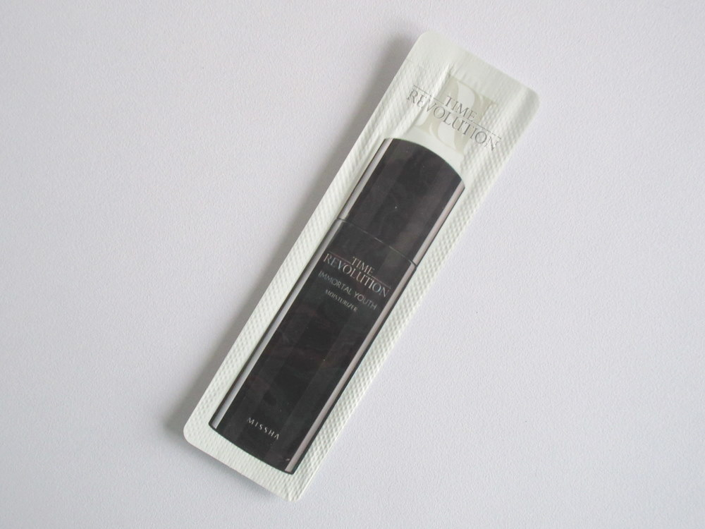 MISSHA Time Revolution Immortal Youth Moisturizer