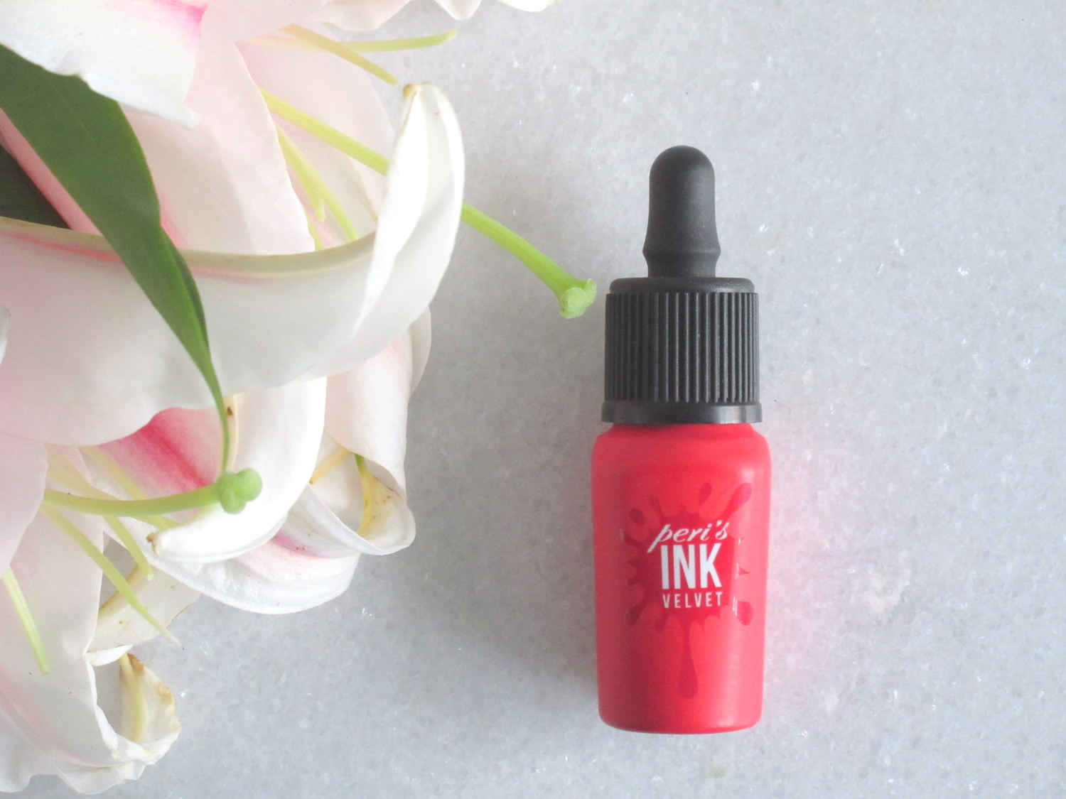Peripera Ink The Velvet in #15 Girlish Red