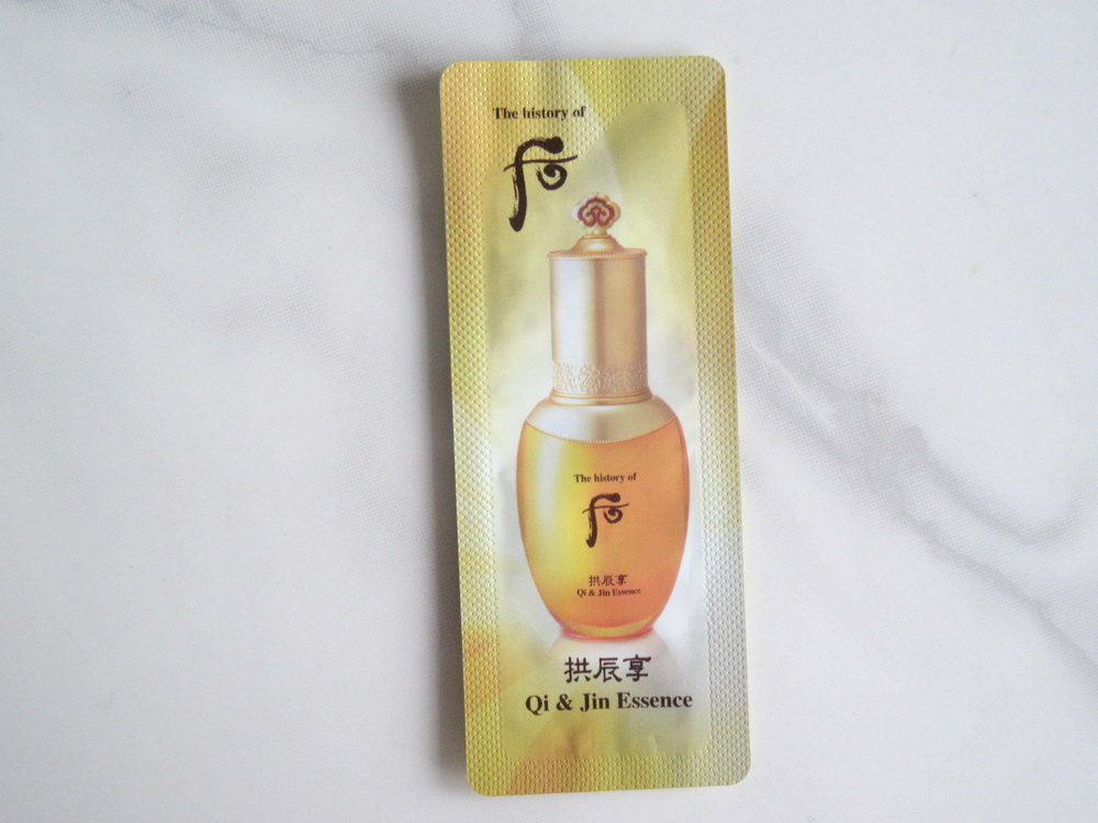 The History Of Whoo Qi & Jin Pore Care Essence