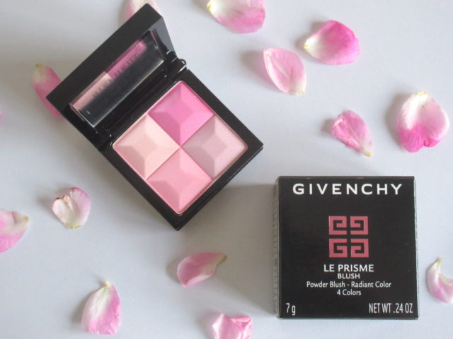Givenchy Le Prisme Blush in N24 It-Girl Purple