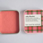 Too Cool For School Check Jelly Blusher in '#03 Peach Nectar'.