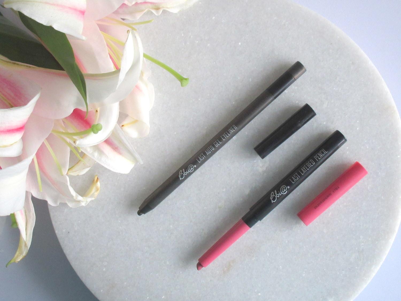 BBIA Last Auto Gel Eyeliner, BBIA Last Layered Pencil (Retro)