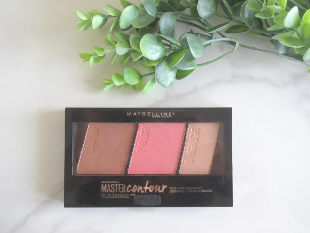 Maybelline Face Studio Master Contour Palette in Medium To Deep