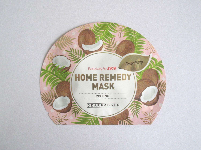 Dear Packer Home Remedy Mask in Coconut