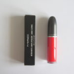 MAC Retro Matte Liquid Lipcolour Fashion Legacy