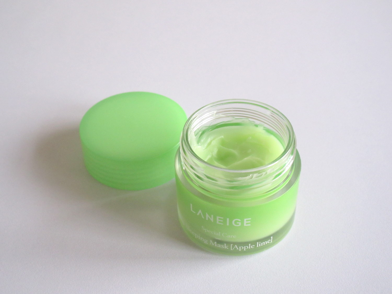 Laneige Lip Sleeping Mask Apple Lime