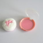 Etude House Lovely Cookie Blusher (New) in '#6 Grapefruit Jelly'.