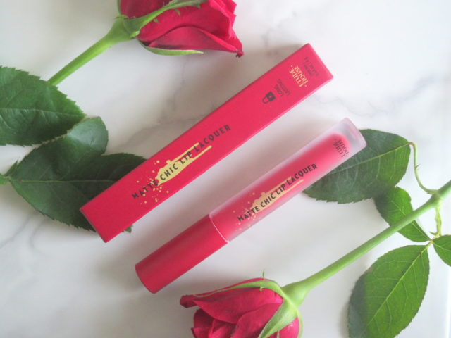 etude house matte chic lip laquer rd303 irene red, etude house red velvet, etude house liquid lipstick