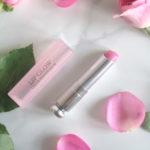 Dior Addict Lip Glow in '005 Lilac'.