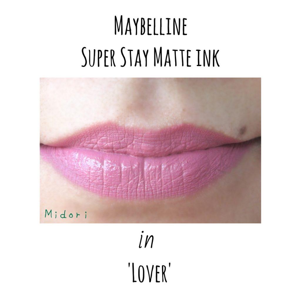 maybelline super stay matte ink liquid lipstick lover, maybelline super stay matte ink liquid lipstick heroine