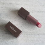 Review: Sugar Mettle Matte Lipstick in 07 Hestia, sugar mettle matte lipstick, sugar mettle lipstick