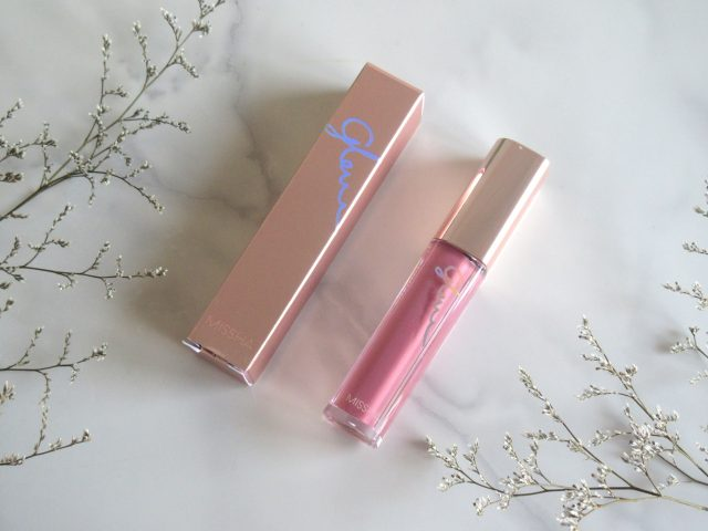 missha glow lip blush another me, missha glow blush, missha lip and cheek